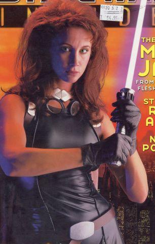 Mara Jade: Black Bodysuit