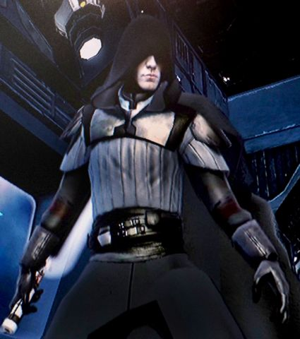 Starkiller: Dark Apprentice Robes
