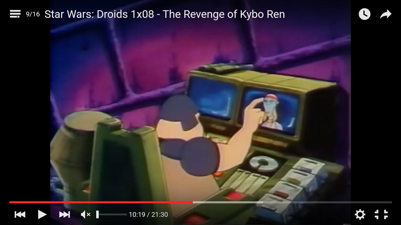 Kybo Ren 80
