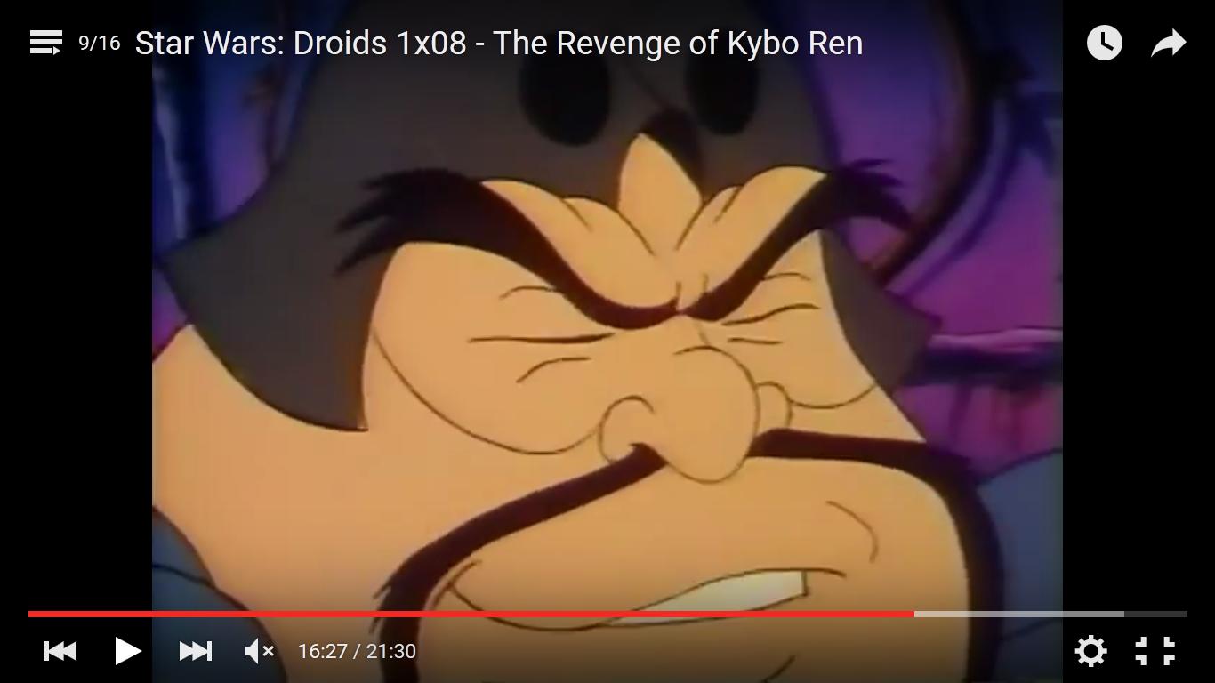 Kybo Ren 85