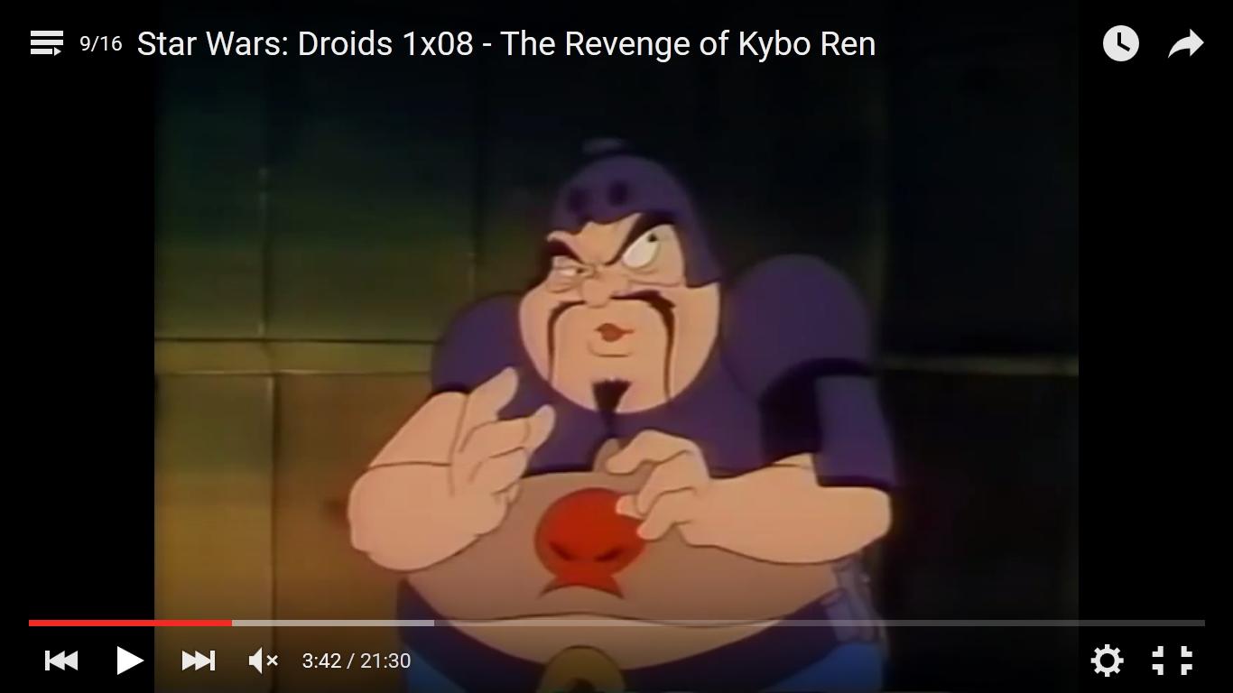 Kybo Ren 75