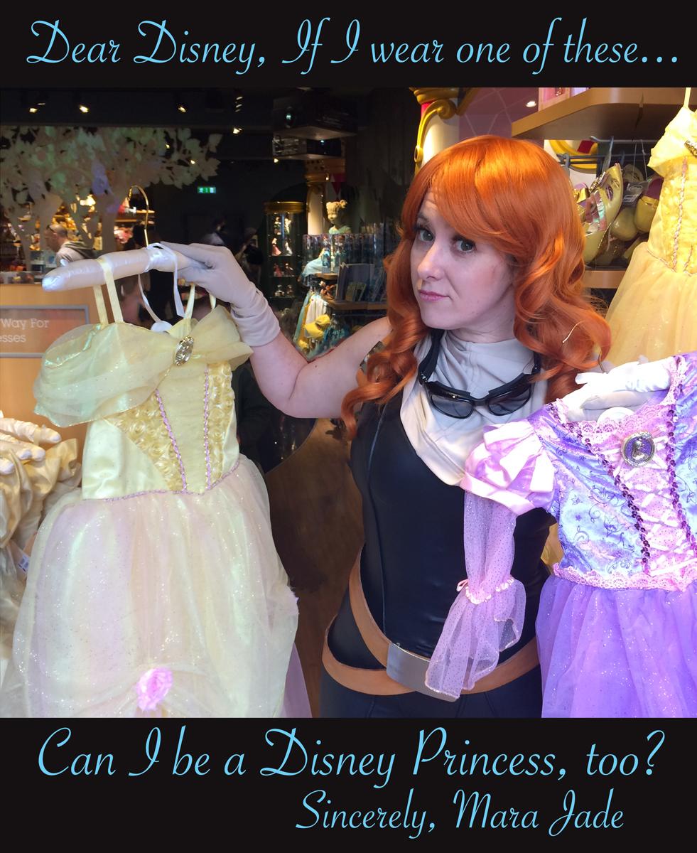 Dear Disney...
