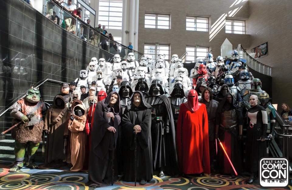 Salt Lake Comic Con 2015