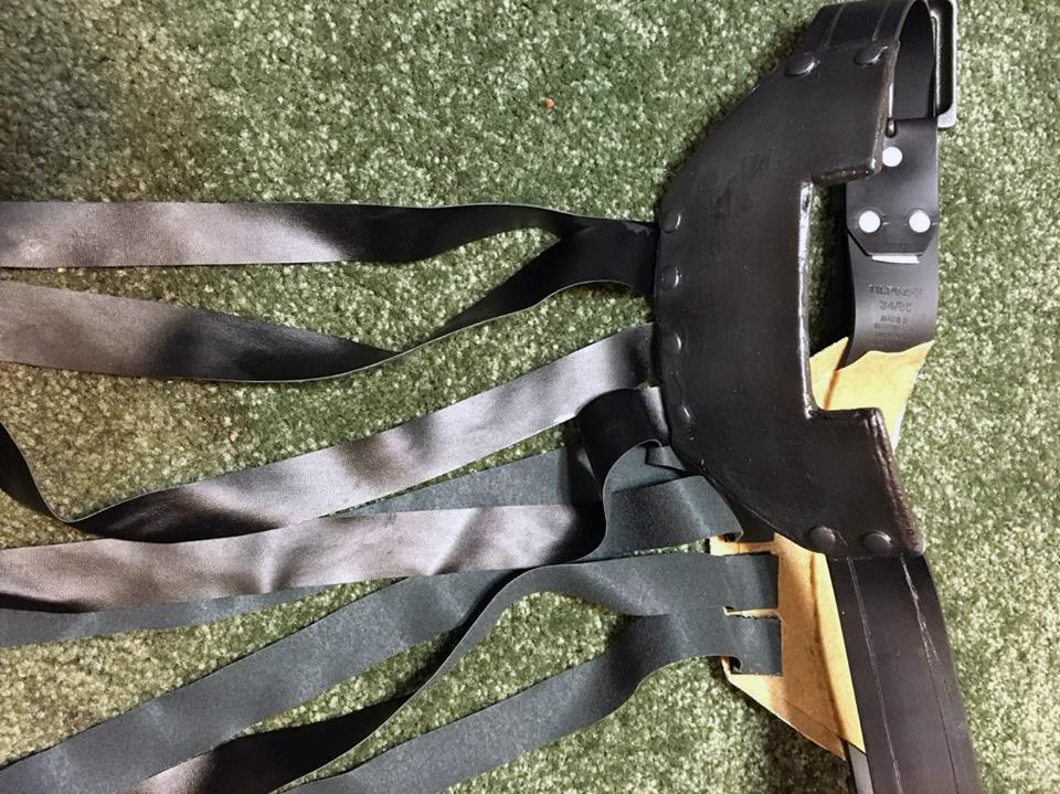 Belt Completed