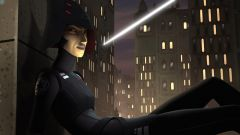 Seventh Sister seated