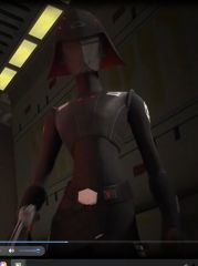 Seventh Sister Chest And Belt detail