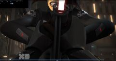 Seventh Sister Lightsaber And Bracer Detail