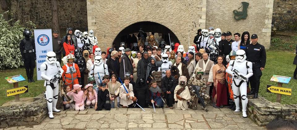 The French Garrison