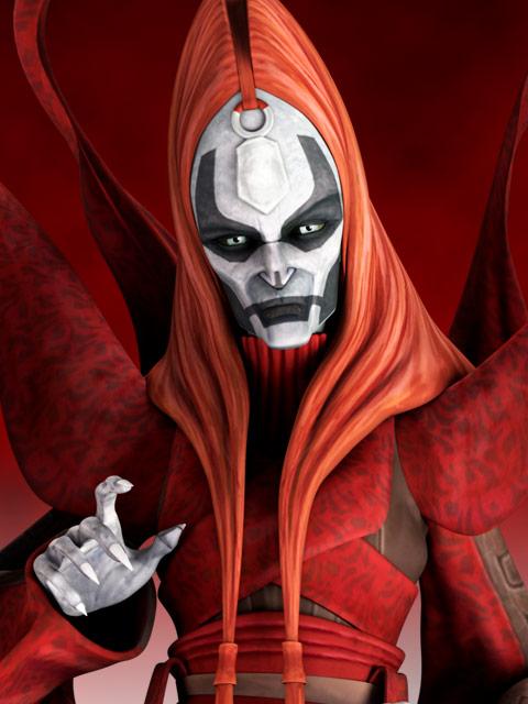 Nightsisters: Mother Talzin