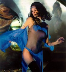 Arica: Blue Dancer Disguise