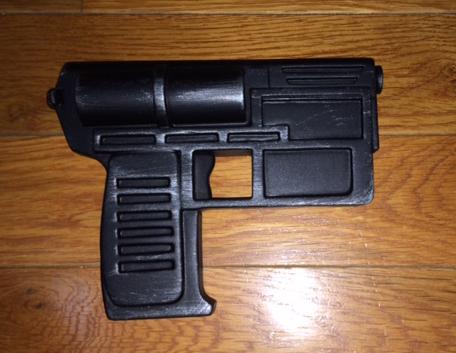 Blastech K-14 Blaster Pistol - Mara Jade.JPG