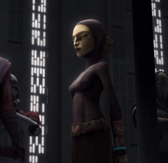 Barriss Offee: Traitor
