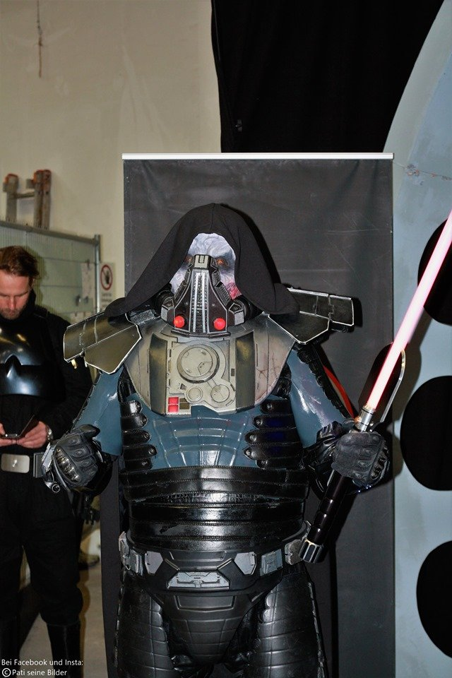 """Darth Malgus"" (front view) @ Power of the Force Con 2019"