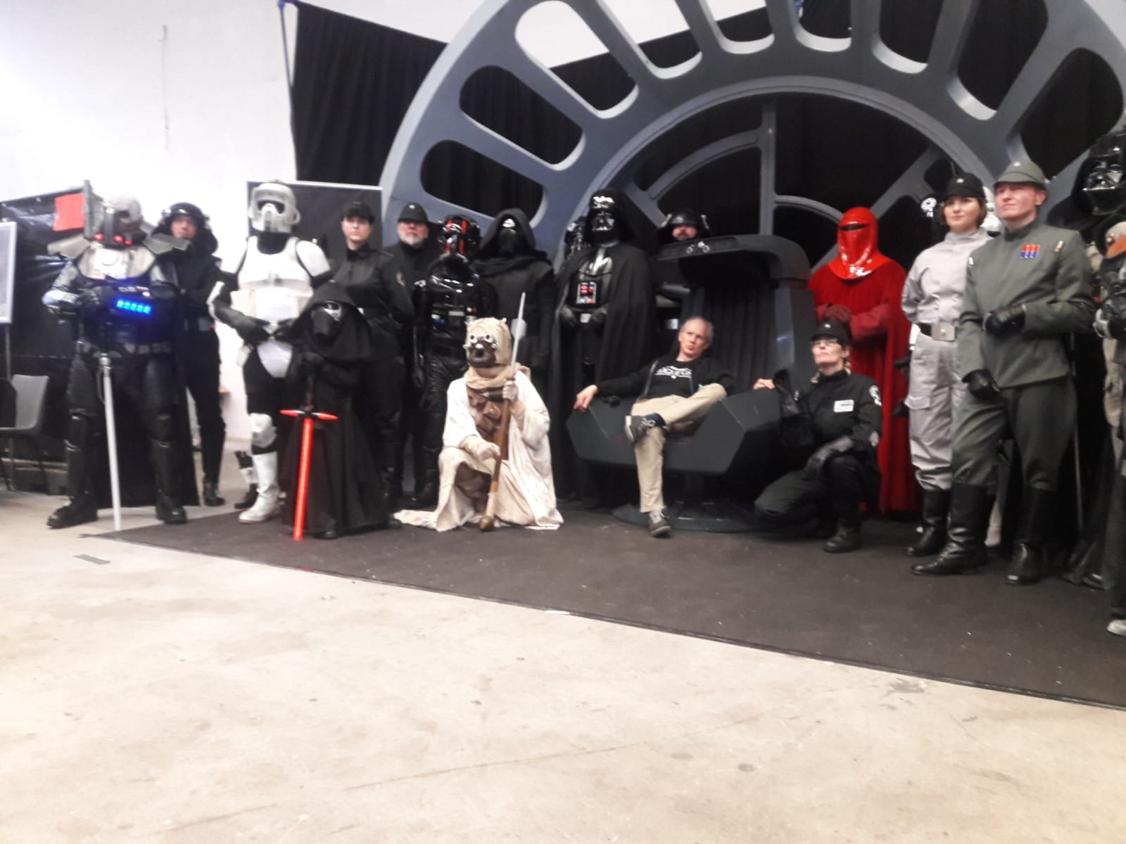Power of the Force Con 2019, German Garrison, Obershausen Germany