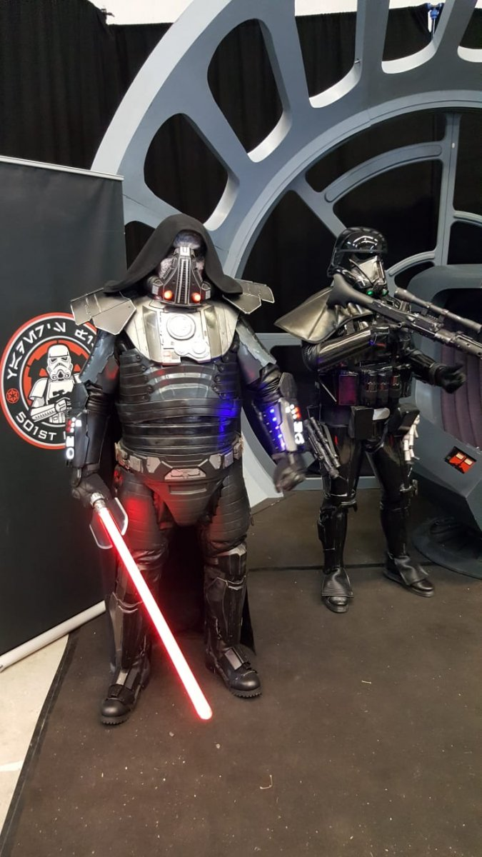 Power of the Force Con,11.05.19 Obershausen Germany