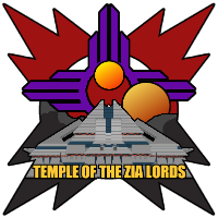 Temple of the Zia Lords